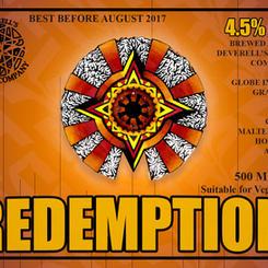Redemption bottle logo (2015)