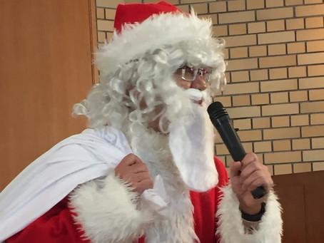 12月25日(日)クリスマス祝会