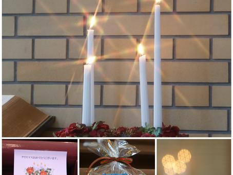 12月20日(日)クリスマス礼拝