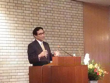 11月20日(日)秋の特別伝道集会開催