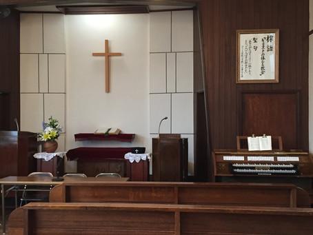 3月19日(日)滋賀地区伝道協議会「第54回定期総会」