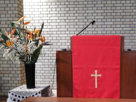 5月23日(日)ペンテコステ礼拝