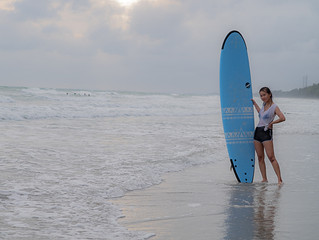 Surf's Up Thailand & U Beer 1-day Surf clinic
