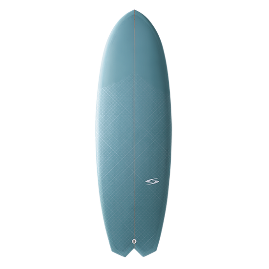 Surftech Shaper's Union BombFish Fusion HD