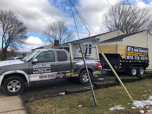 Bergen County Junk Removal
