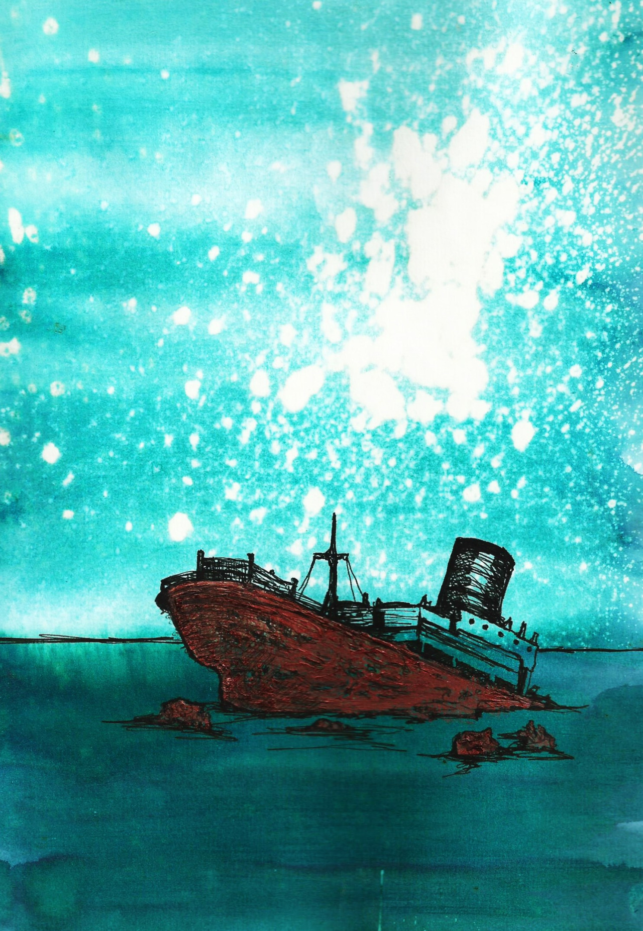 Shipwreck 13