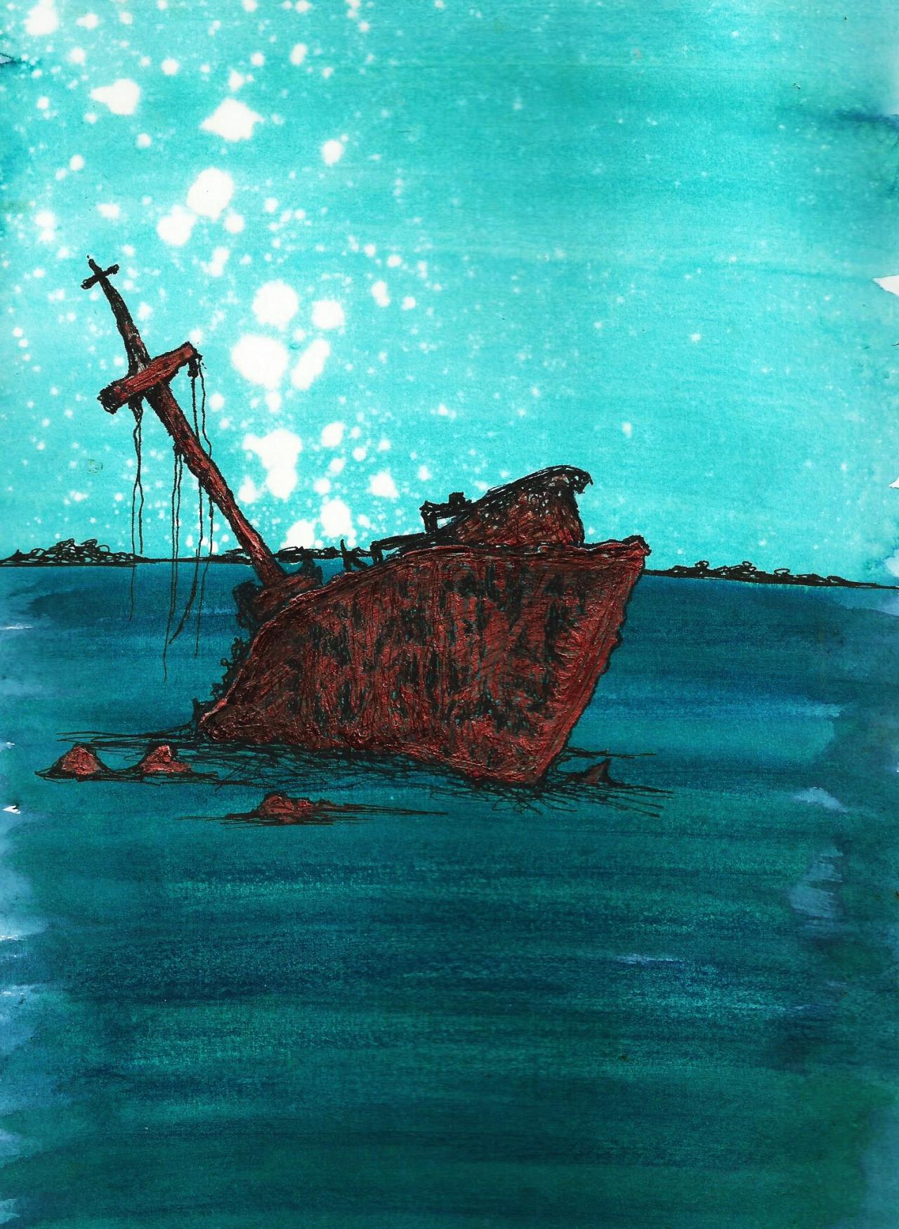 Shipwreck 12
