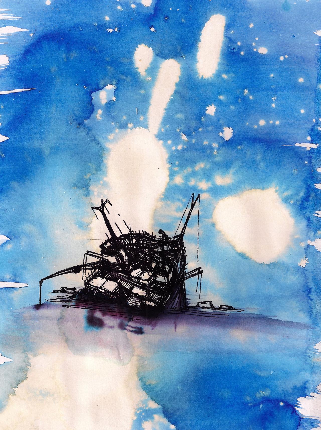 Shipwreck 14