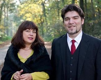 Gijs Nijkamp and Irina Parfenova