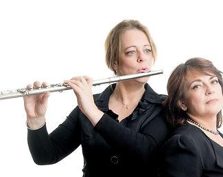 Suzanne Arends and Irina Parfenova