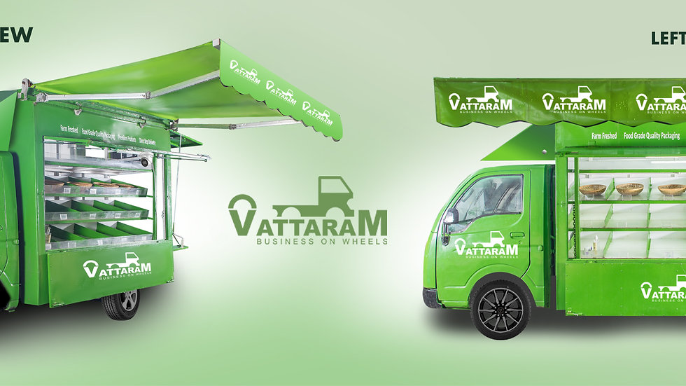 VATTARAM VEGETABLE TRUCK