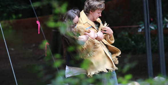 A Mid-Summer Nights Dream - Love me Lysander! (Fiona Pirie & Brendan Elwell)