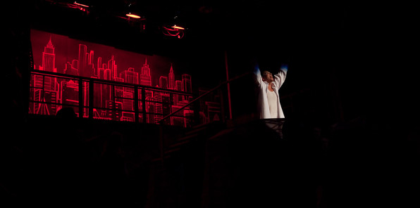 RENT- Contact - Michael Coughlin as Angel