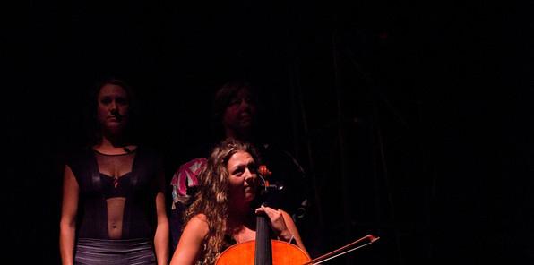 RENT-Margo Milton on cello