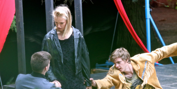 A Mid-Summer Nights Dream - Helena to object of affection (Nick James, Hannah Pearson & Brendan Elwell)