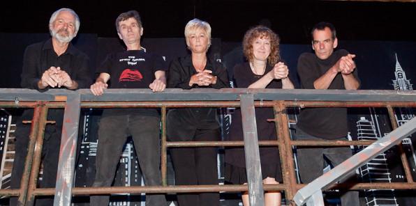 RENT-Pit Band, Jim Schultz, Ian Van Wyck, Wendy Milton, Karen Arney & Laurent Boucher