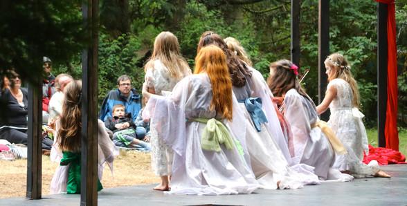 A Mid-Summer Nights Dream - The Fairies
