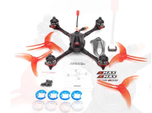 Hawk Pro BNF - 2400kv 4S 5 Inch Racing Drone