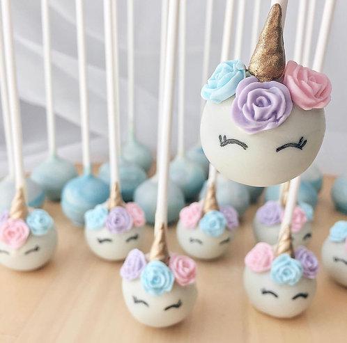 Custom cakepops