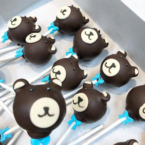 Decorated cakepops