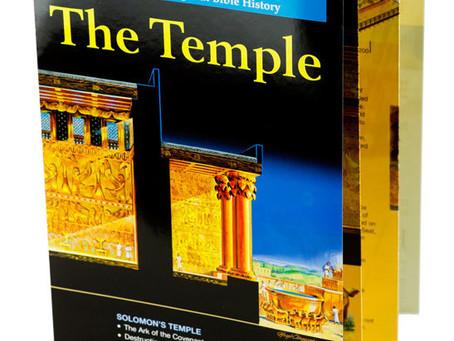 Taking the Temple Tour - Brazen Altar and the Sacrifice