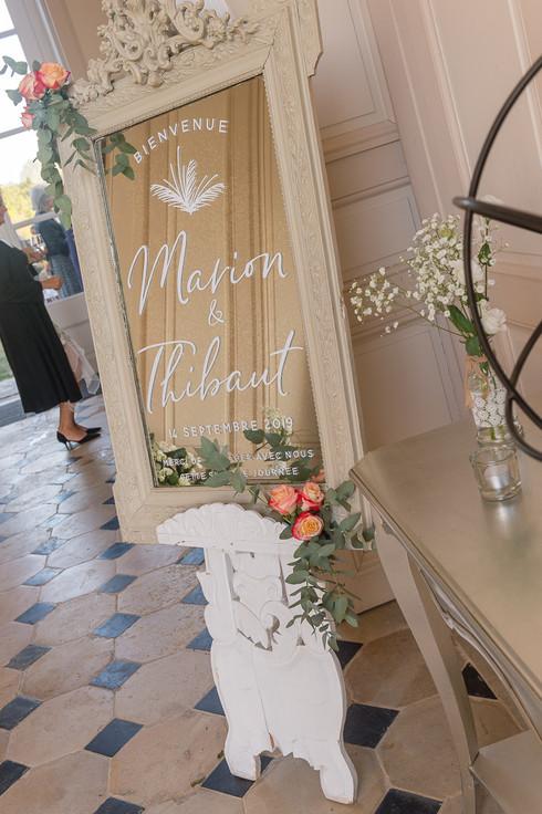 Mariage Marion & Thibaud