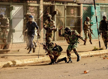 Zimbabwe: From the frying Pan into the fire