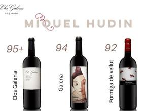 Miquel Hudin puntuaciones 2021