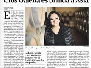 Artículo en La Vanguardia por Ramon Francàs