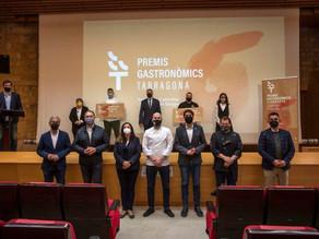Magníficas jornadas compartidas en los Premios Gastronomicos Tarragona.