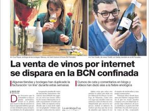 Artículo de Miquel Sen en El Períodico de Catalunya