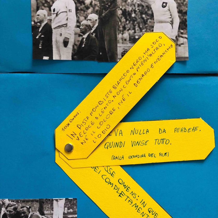 Lapbook su Jesse Owens