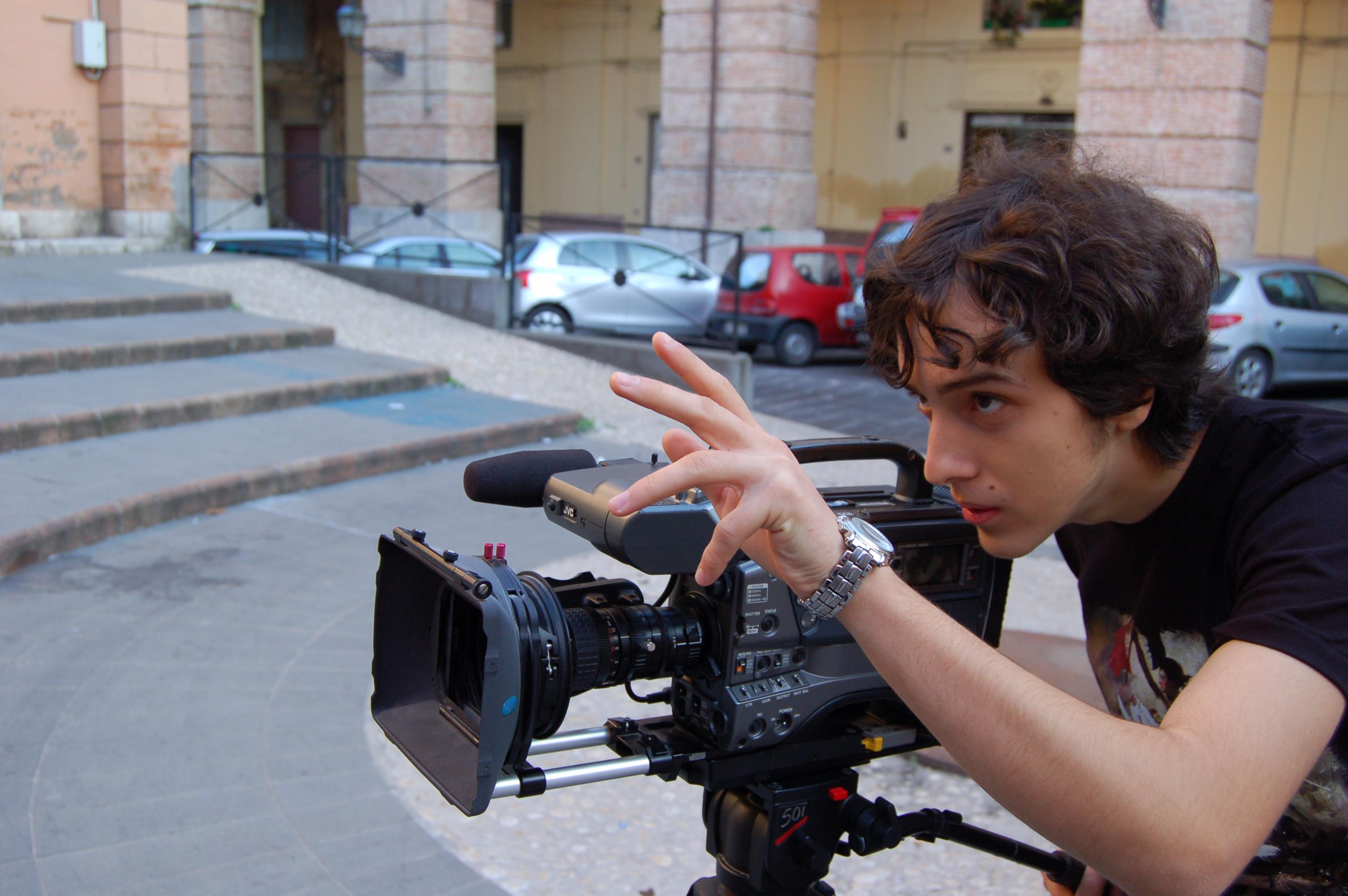 Il regista Francesco Castellitto
