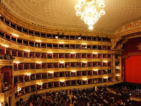 3 dettagli per riconoscere un teatro all'italiana
