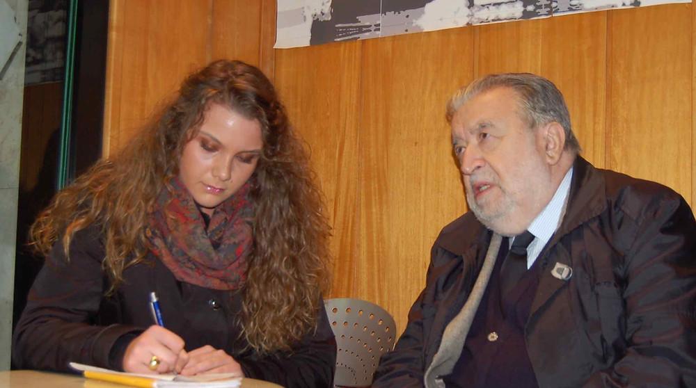 Pupi Avati intervistato dalla nostra studentessa Diletta Zuccarini
