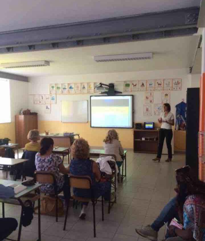 Corso scuola Torrevecchia (CH)