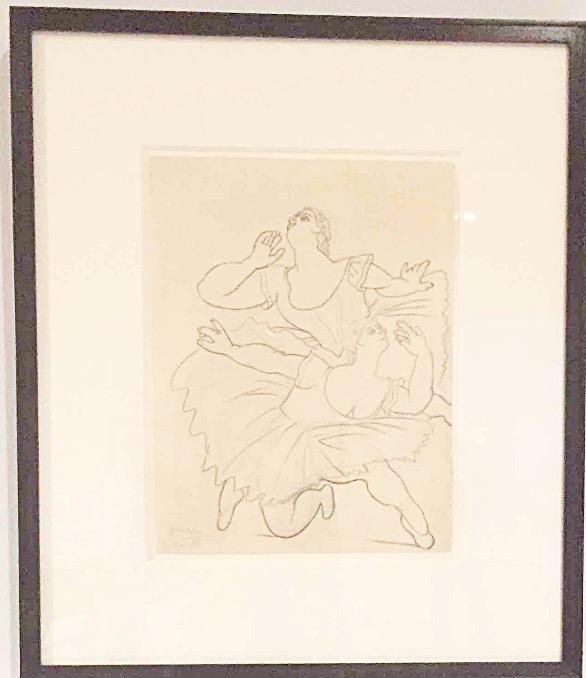 Disegno di Picasso