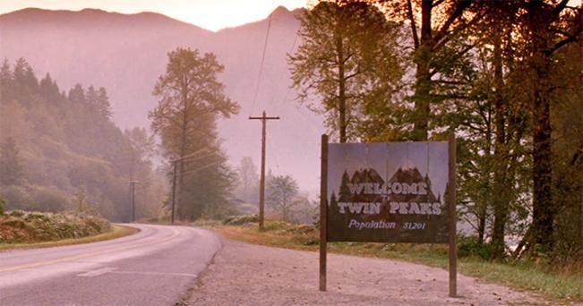 Twin Peaks è la serie lanciata nel 1990 dall'ABC