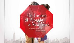 """Woody Allen in """"Un giorno di pioggia a New York"""""""