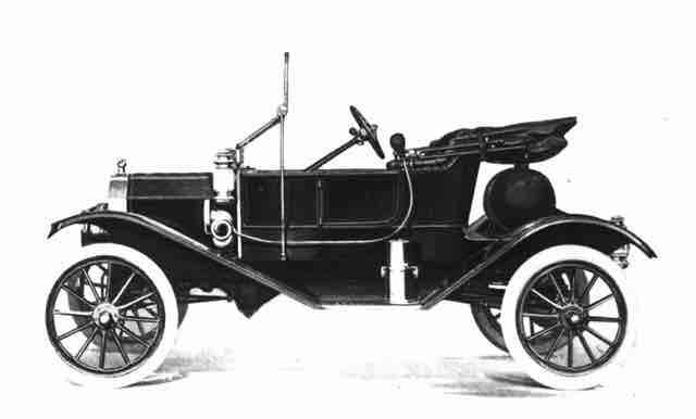 Ford modello T