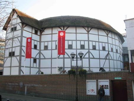 Si dice Globe Theatre e si pensa a Shakespeare