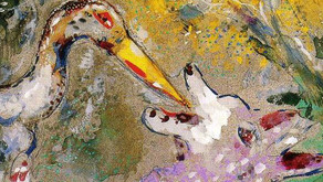 Se Chagall racconta favole...