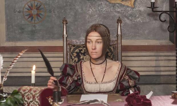 Cecilia Gallerani interpretata da Cristiana Capotondi