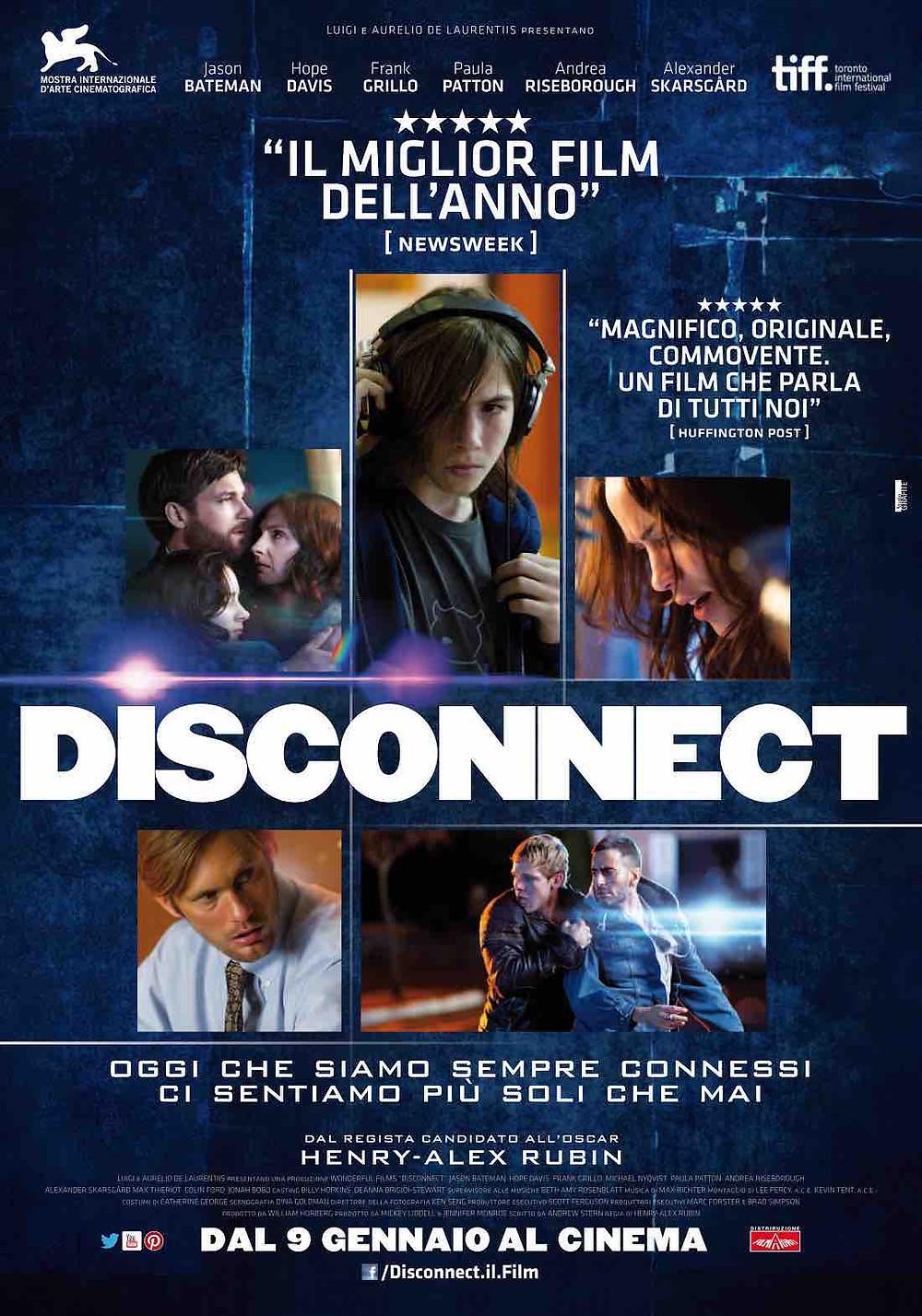 Locandina del film Disconnect