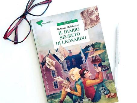 Laboratorio di lettura con Leonardo da Vinci e il suo diario segreto