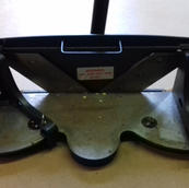 Cast iron mitre trimmer