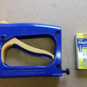 Framers Corner T220 Tab Gun with T4F flexible tabs
