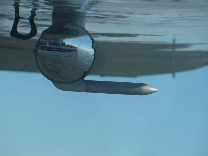 Navegando en C-210