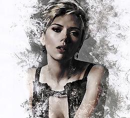 Women of MCU - Scarlett Johansson ._._._