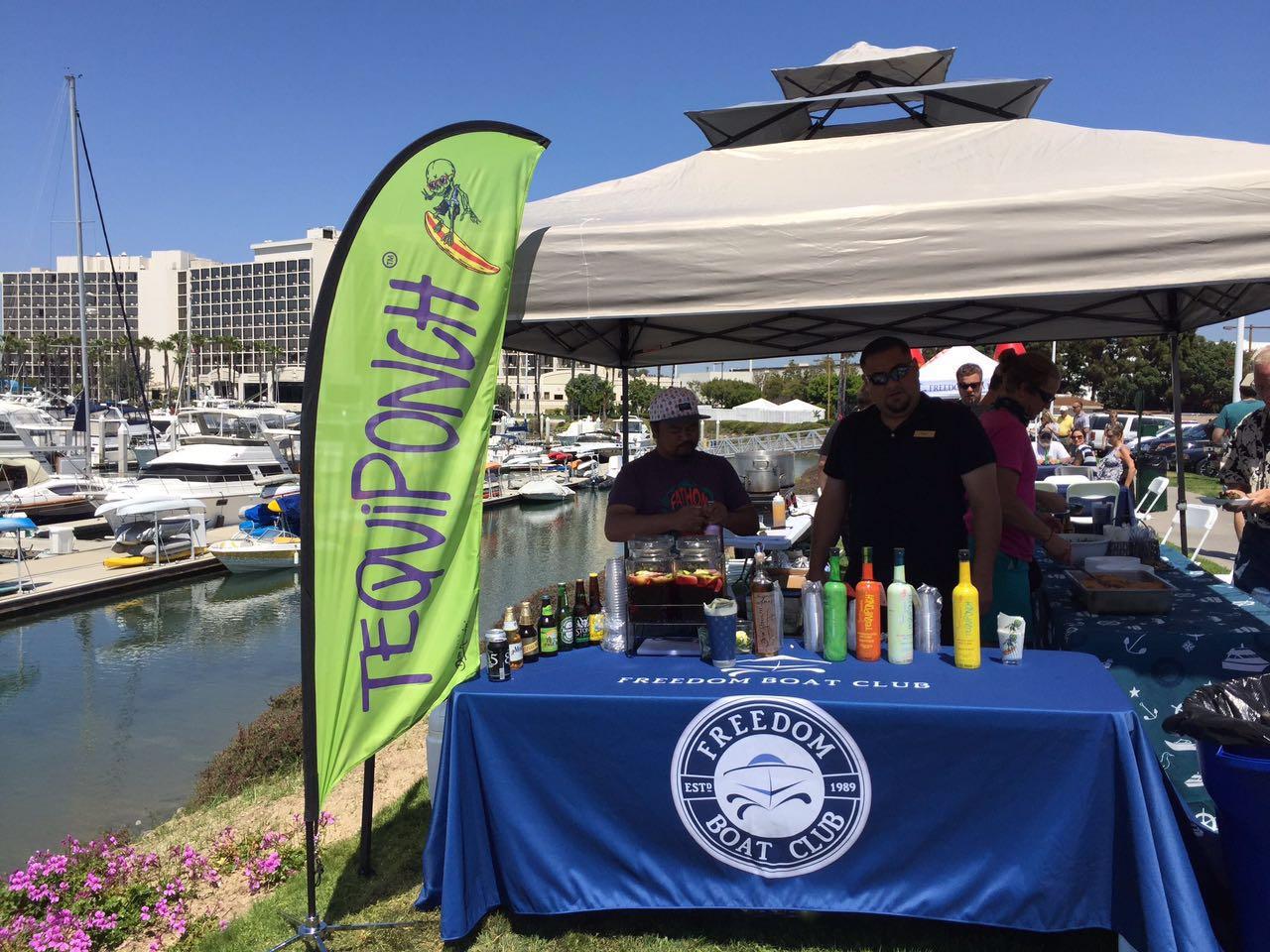 Boat show San Diego